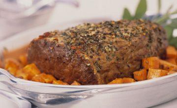 Rush Hour Roast Beef Dinner