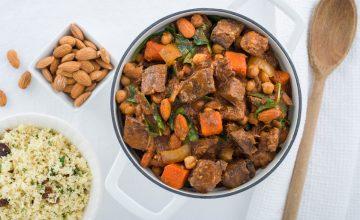 Morocan Beef Stew